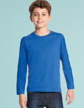 Kids Long Sleeves Tee Shirt Vintage