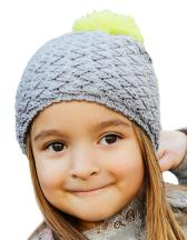 Cuddly - Knitted Beanie