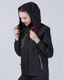 Ladies` Nero Jacket