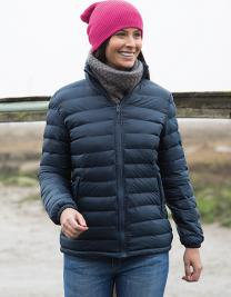 Ladies Ice Bird Padded Jacket
