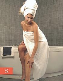 Hotel Maxi Bath Towel